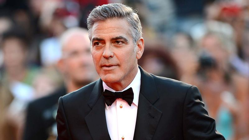 Increasingly Blurry Pictures Of George Clooney To Help You Get Used To The Idea That He's Not Always Going To Be Around Zznnhdzvxdjpwfbelech
