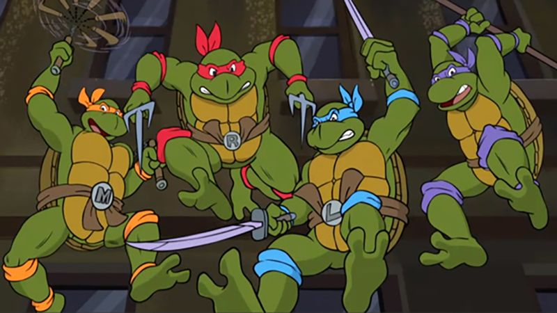 How Many Of These Ninja Turtles Episodes Did You Watch As A Kid Clickhole