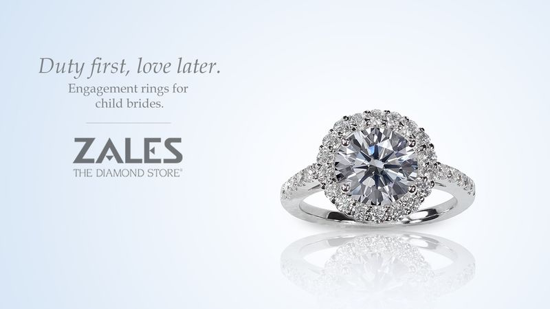 Pr Nightmare Zales Has Apologized After Debuting Extra Small Rings For Child Brides Clickhole