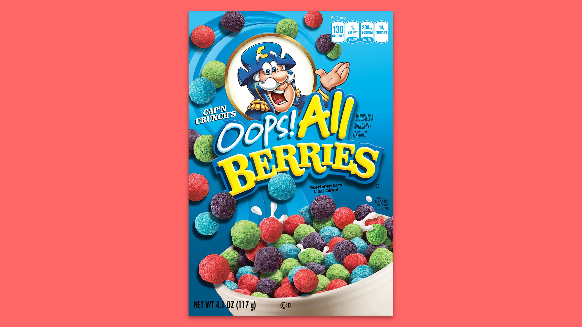 Disgusting Privilege Cap N Crunch Was Only Forgiven For The Oops All Berries Debacle Because He S A Straight White Man Clickhole Berry crunch vs cap n crunch which cereal is better must watch. disgusting privilege cap n crunch was
