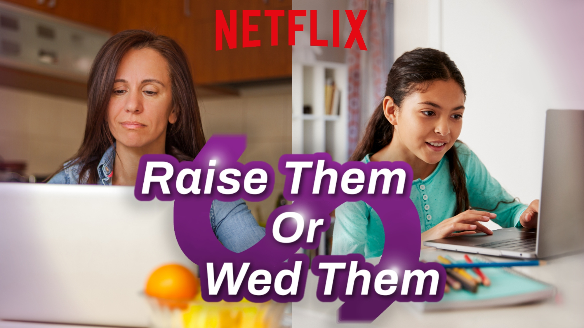 Love Is In The Air! Netflix Has Announced A New Series Where People Chat Online With Children They've Never Met And Then Choose Whether To Adopt The Child Or Marry Them
