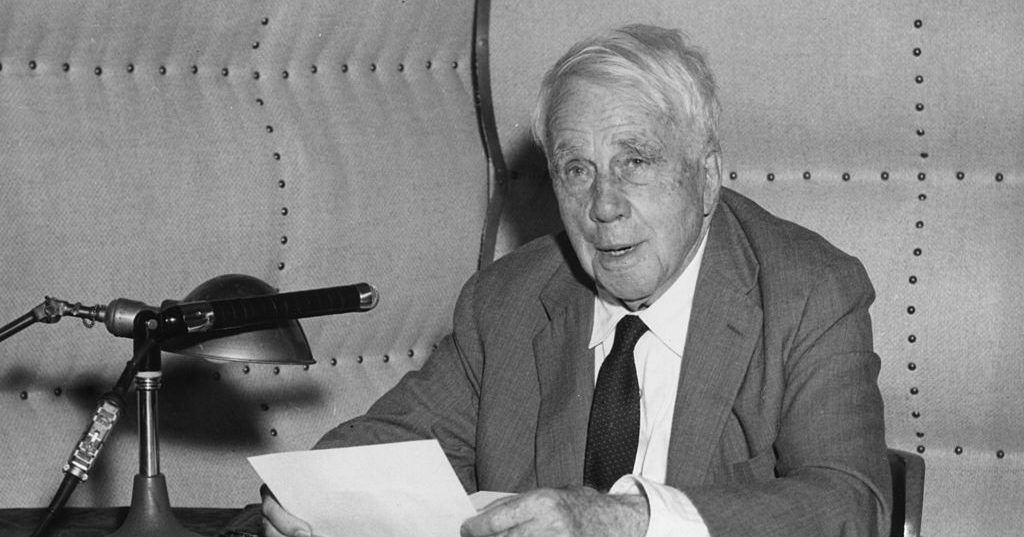 How Well Do You Know The Words To Robert Frost's 'My Horse Is Stuck In A Tree (Once Again)?'