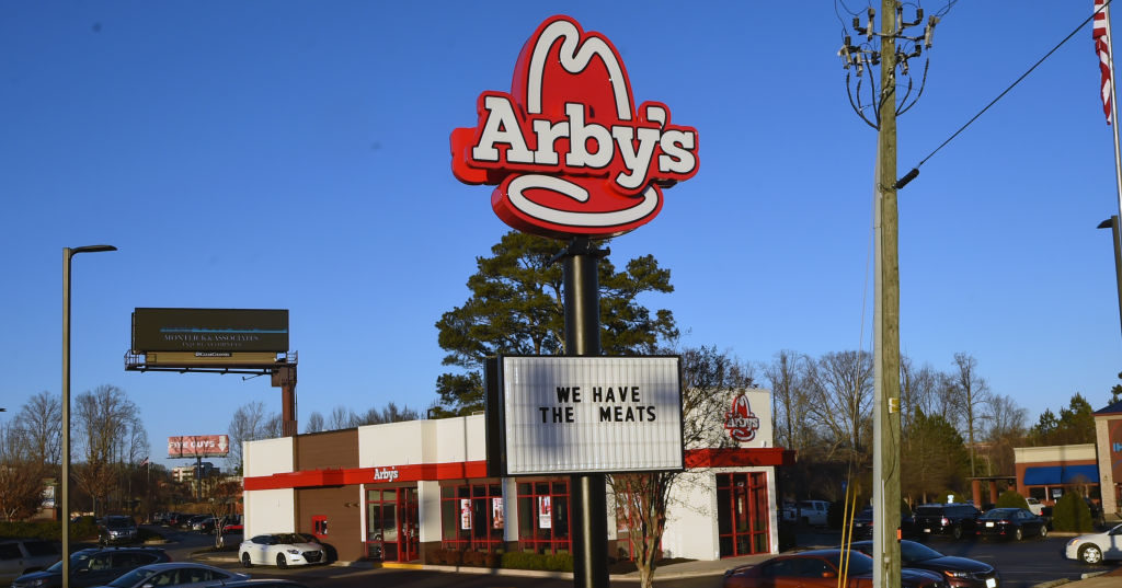 Public Health Win: Arby's Has Announced That You Are No More Likely To Contract COVID-19 From Eating At Arby's Than Any Other Infectious Disease