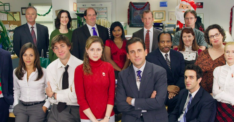 A Show About Phyllis: An Oral History Of 'The Office'