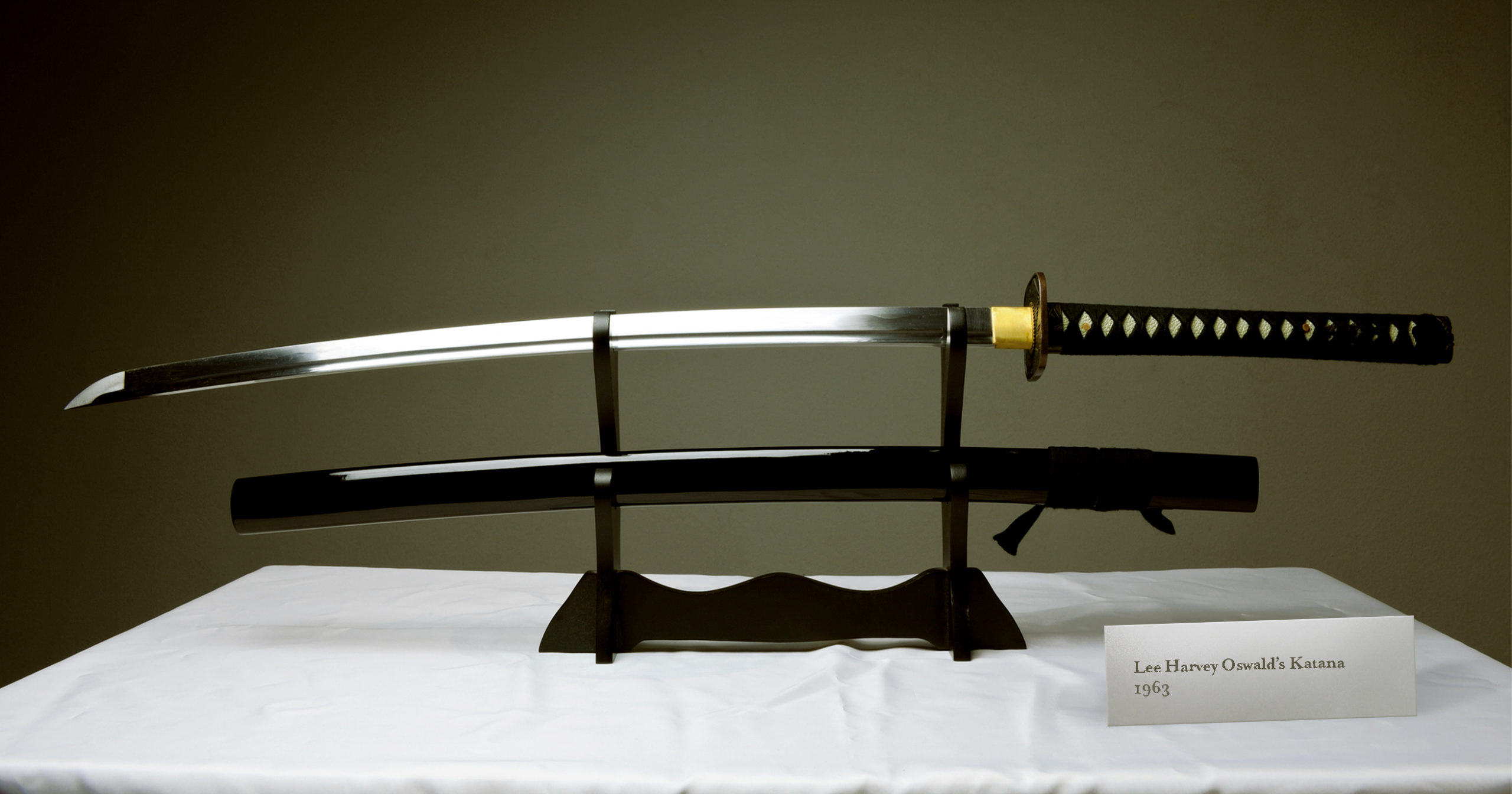 A Piece Of History: The Naginata That Lee Harvey Oswald Used To Cut Down JFK After Skillfully Deflecting A Mighty Blow From His Ōdachi Is Coming To The Smithsonian